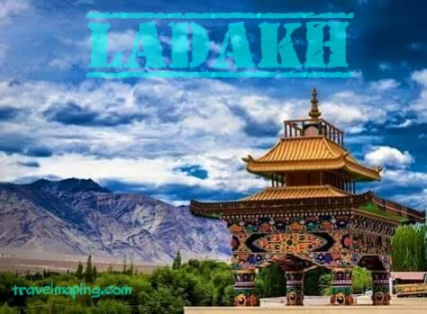 Ladakh: one of the most attractive place to visit