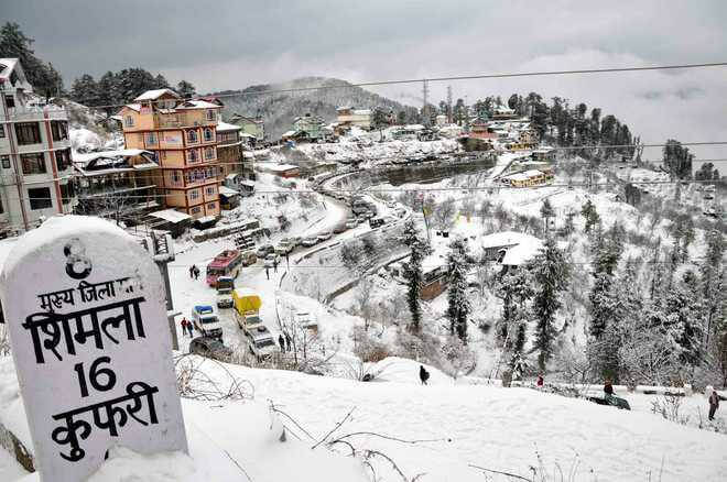Best-places-in-India-to-travel-in-summer-simla