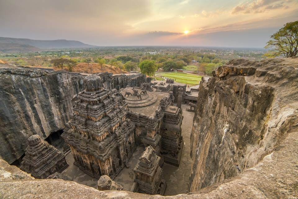 UNESCO-World-Heritage-place-Ajanta-and Ellora