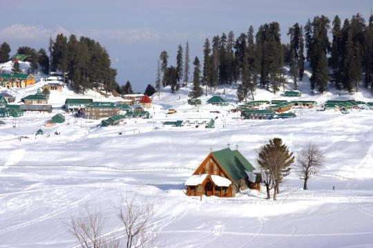 Best-places-in-India-to-travel-in-summer-kashmir