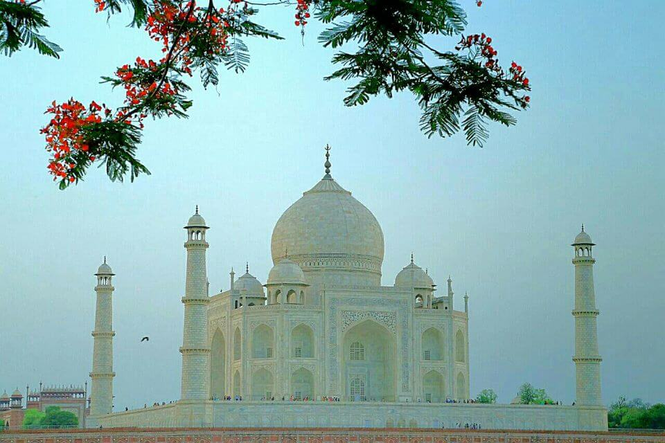 A-major-tourist-destination-Agra