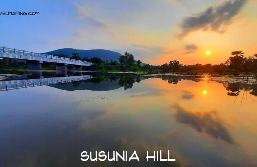 All you know about Susunia hill.